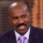 "Steve Harvey Thanks Wife For ""Skyrocketing"" His Life"