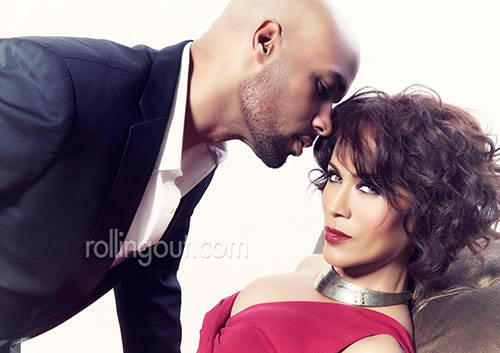 Nicole Ari Parker & Boris Kodjoe Talk Making Love Work