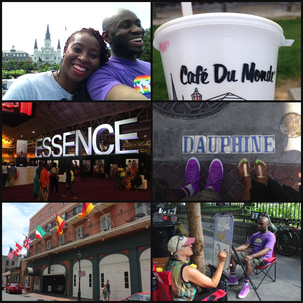 New Orleans Essence Festival